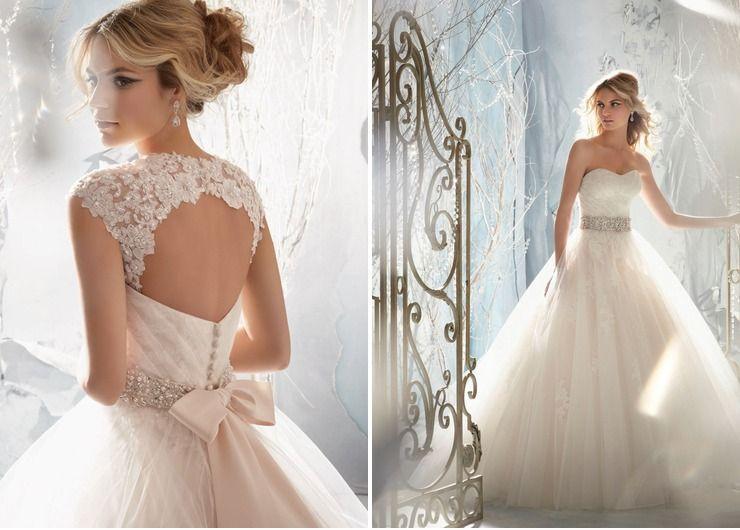 Wedding dresses Ivory