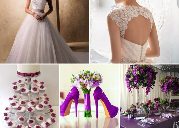 Wedding dresses Pink in Spring Themed