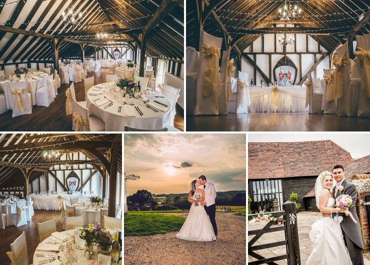 Blackstock Weddings - The Blackstock Barns