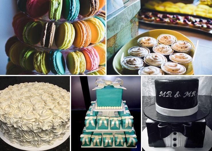 Wedding & Shower Cakes