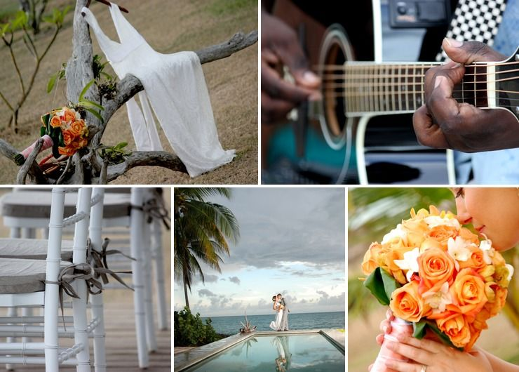 Private Villa Wedding in Jamaica