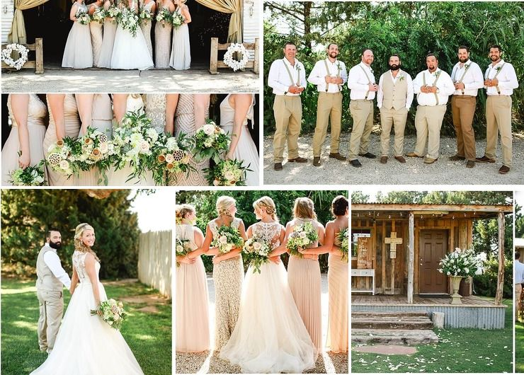 Flores Wedding by Allee J Photography