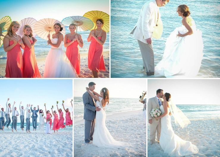 Surfside Brides Beach Weddings