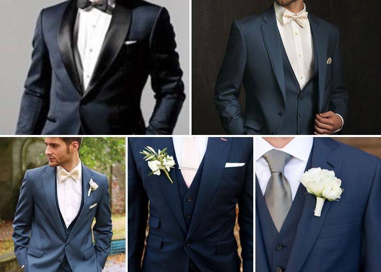 Wedding Inspiration (Navy)