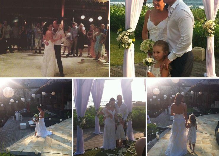 Kate & Dan's Wedding, Seseh