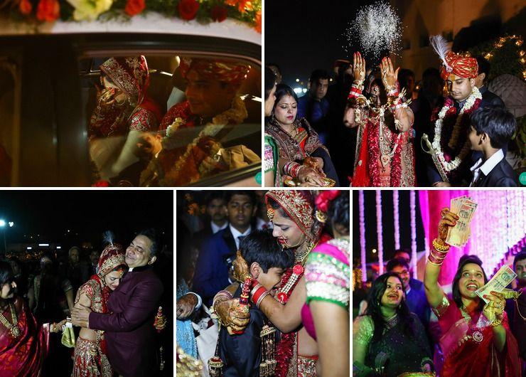 Abhijeet & Nikita, Delhi.