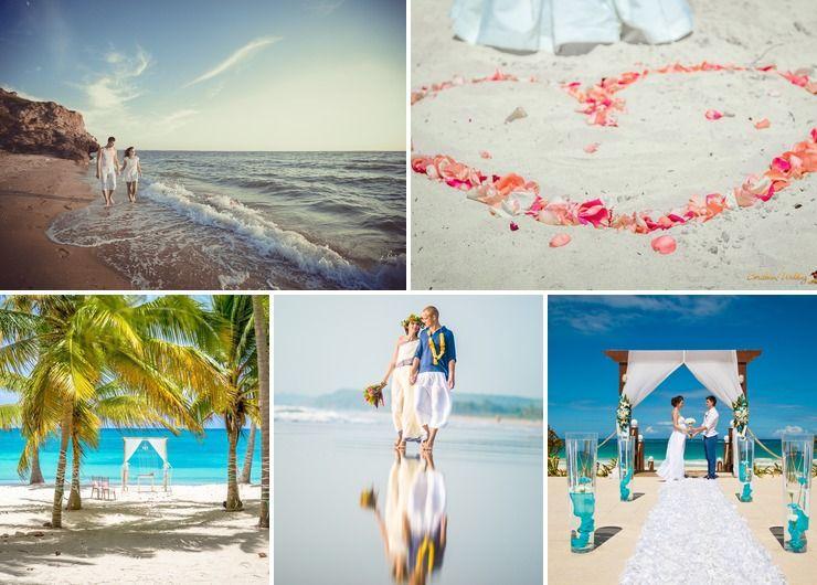 Photo session decor Pink Beach