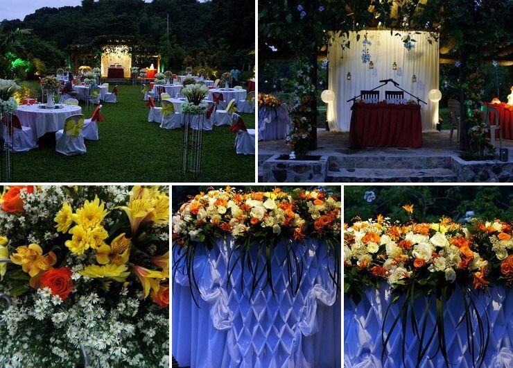 Sunrise Wedding