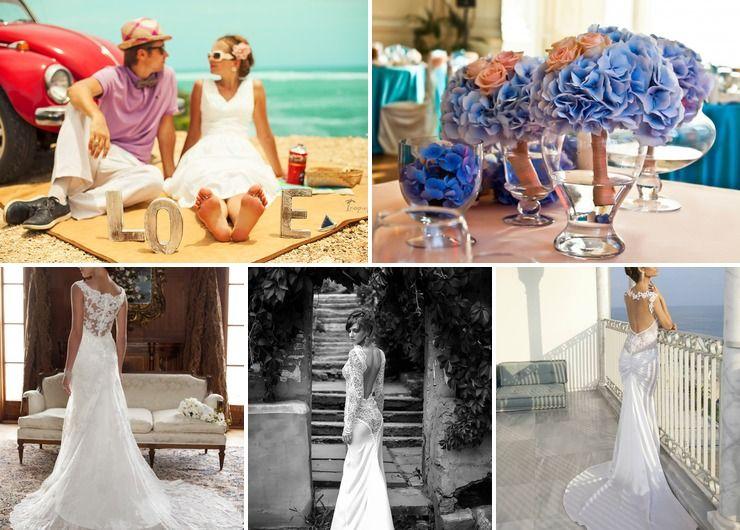 Summer love, summer wedding