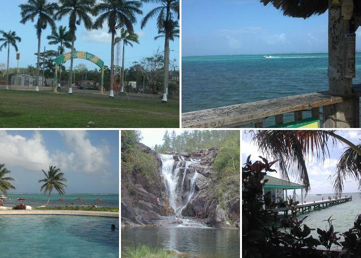 Belize scenes