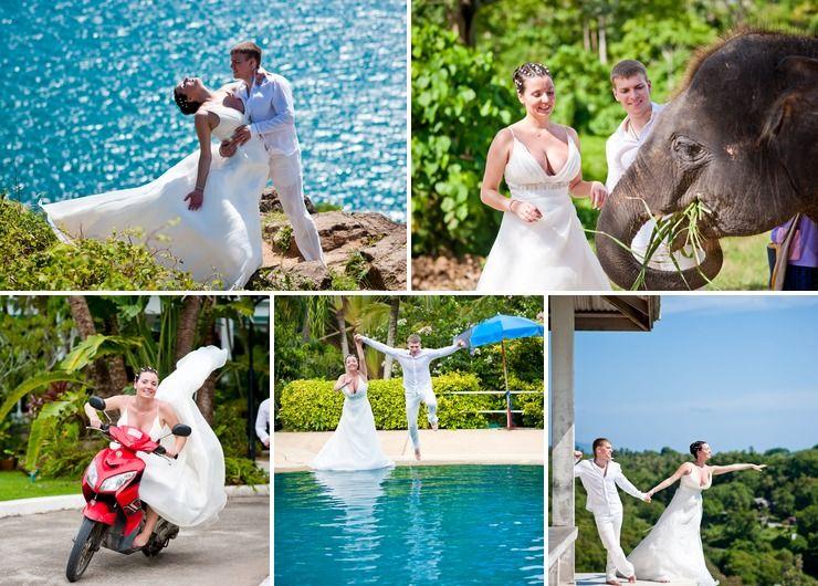 Фото с наших свадеб