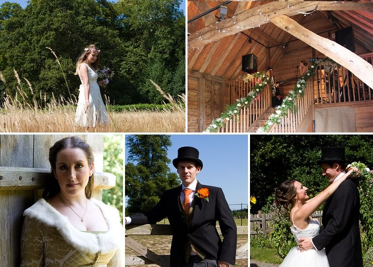 Weddings at Chiltern Open Air Museum