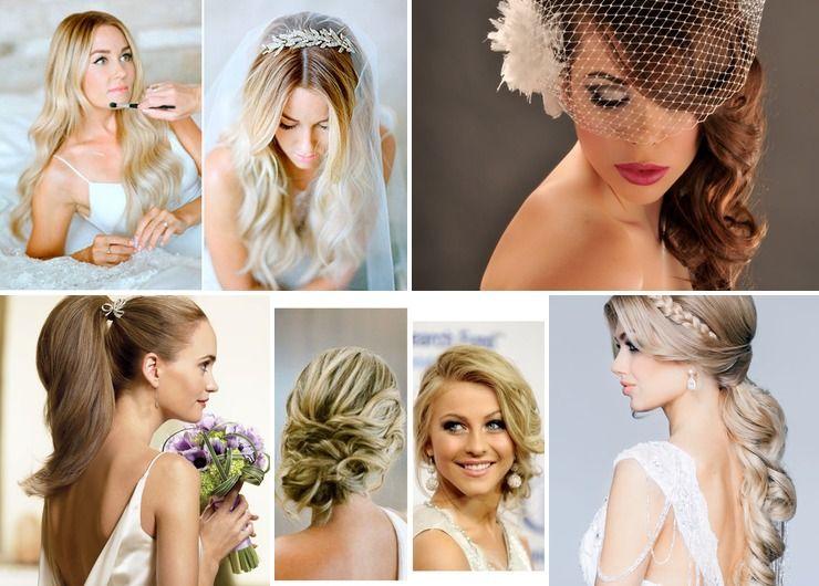 Hair style for weddings