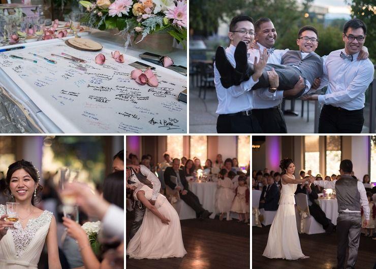 Venus & Vincent's Chinese Calgary Wedding