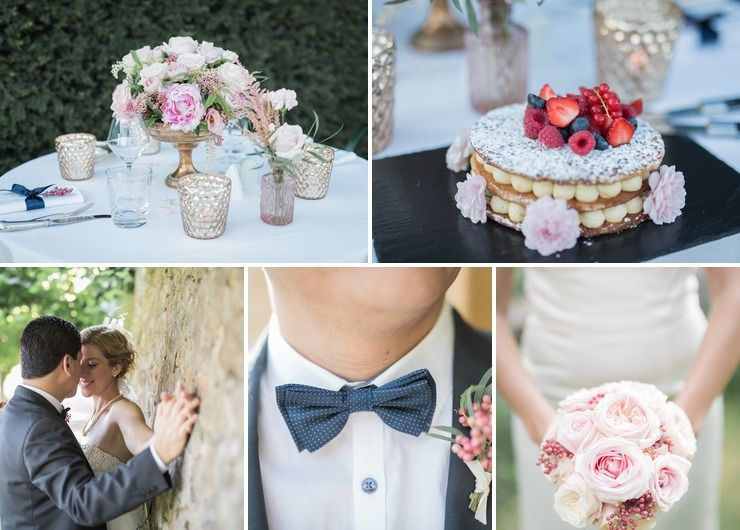 Edna and Miguel - 5* Chateau elopement