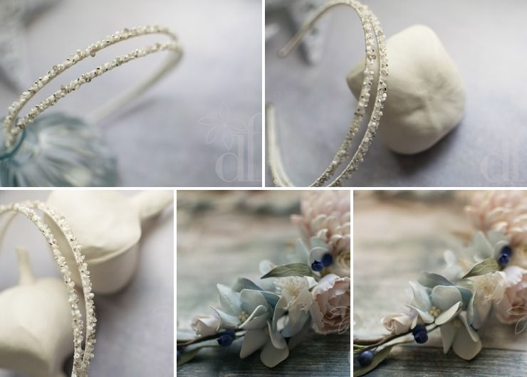 Accessories for hairstyles and wedding belts