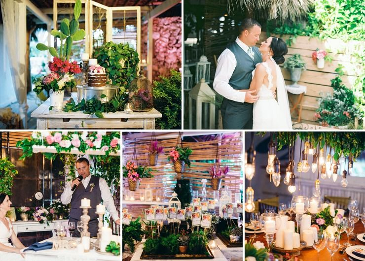 Elegant Wedding by Mayte Mare