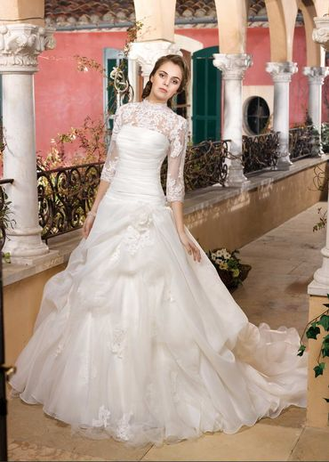 Long sleeve wedding dresses