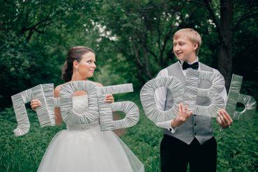 Grey real weddings