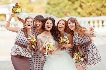Brown real weddings