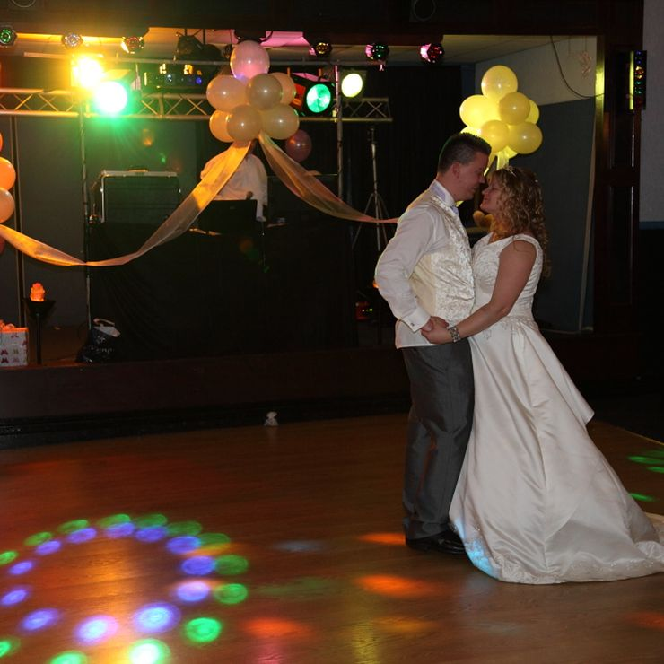 Wedding Newbridge Rugby Club, www.knightmoves.co.uk, Knightmoves Discos & Karaoke