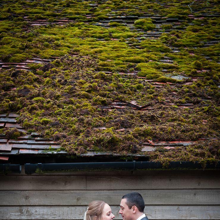 Winter Wine Estate Wedding