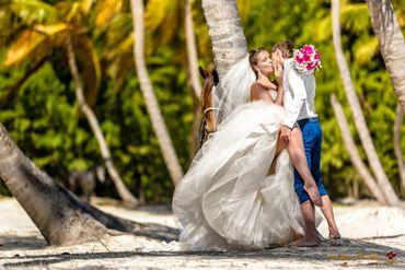 Overseas long wedding dresses