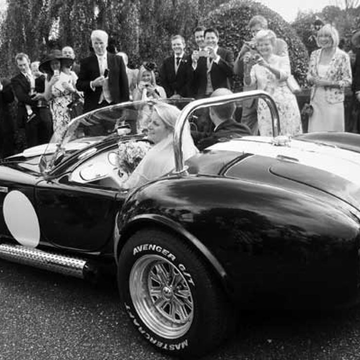 AC Cobra Wedding