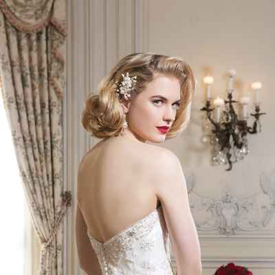 Vintage long wedding dresses