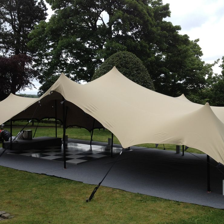 Cheshire stretch marquee hire