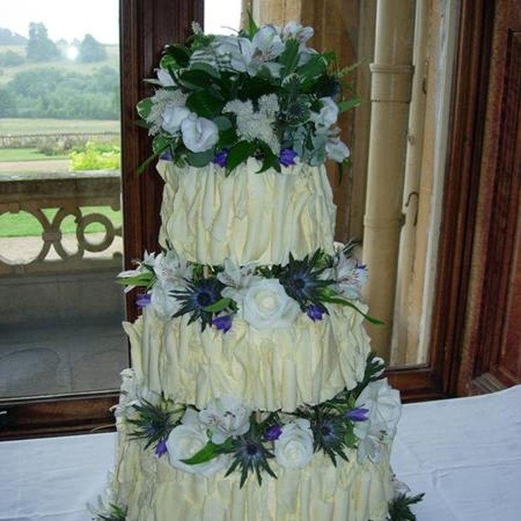 Artistry in Sugar cakes