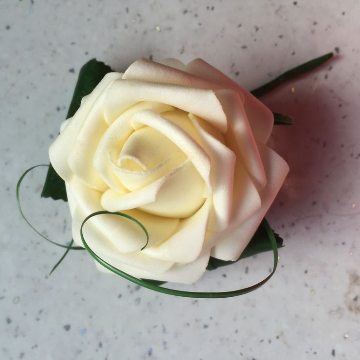Replica calla lily bouquet.