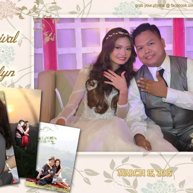Percival and Angelyn Wedding