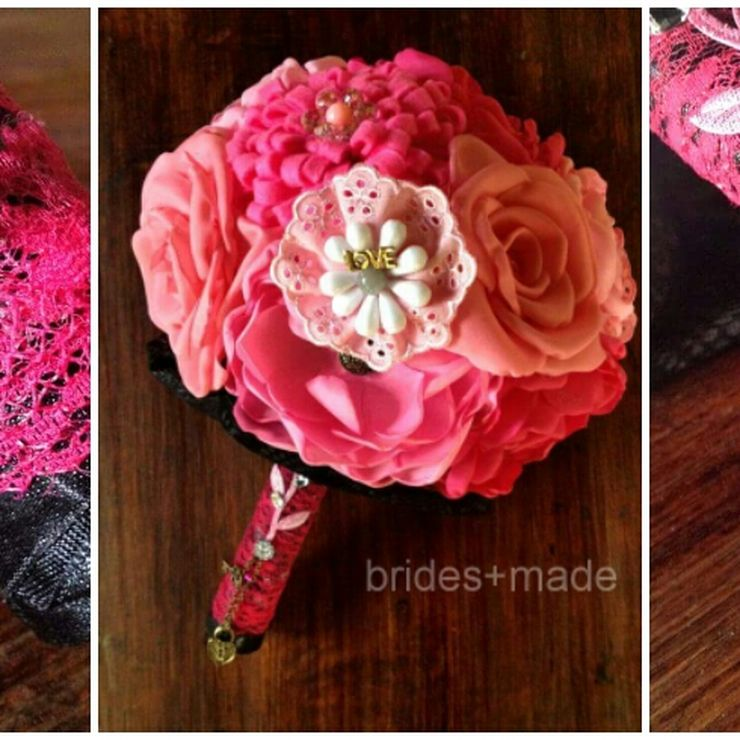 Handmade bouquets
