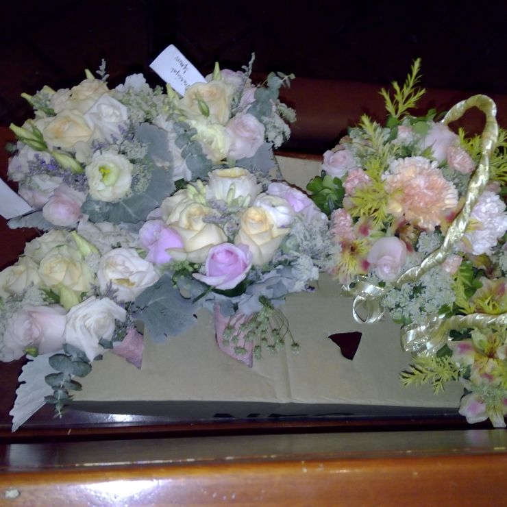bridal boiquet