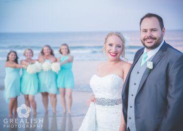 Beach groom style