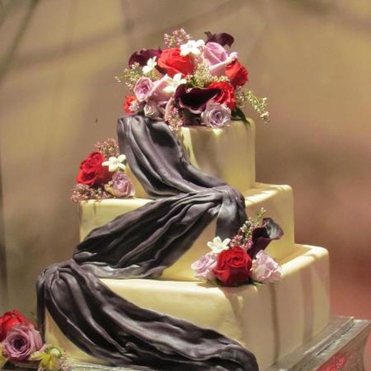 Sidney's Wedding Cake