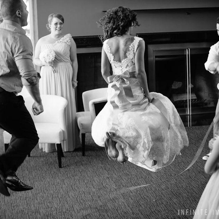 Stunning Azurdige Wedding