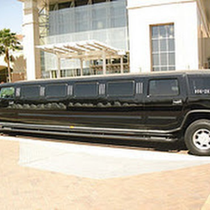 Hummer Wedding Limousines