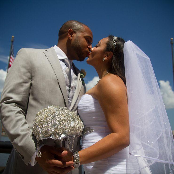 Gulf Side Wedding