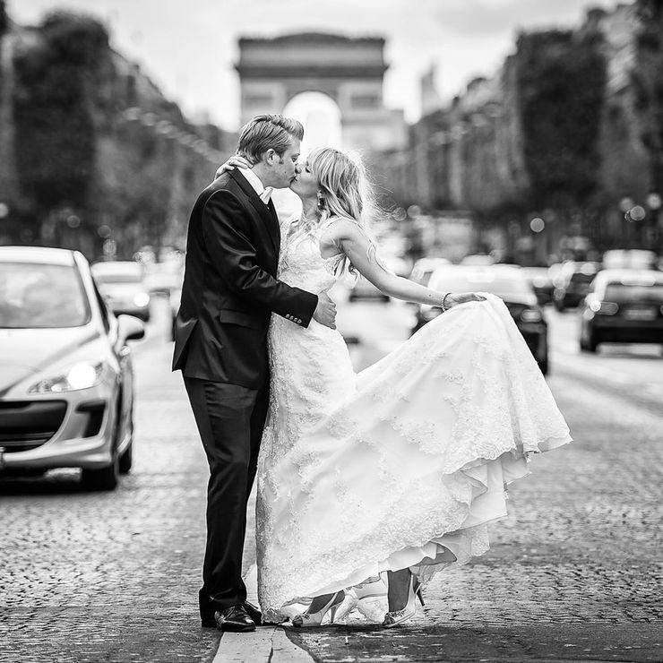 Hochzeit Paris