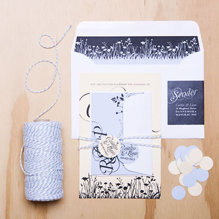 Something Botanic - Boutique Stationery Suite