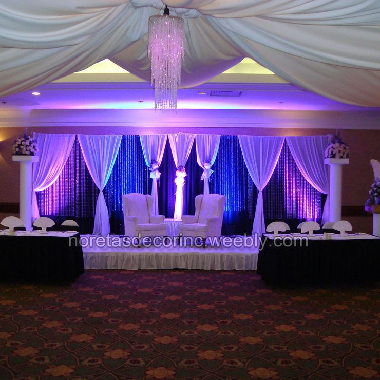Weddings & Events decoration Service