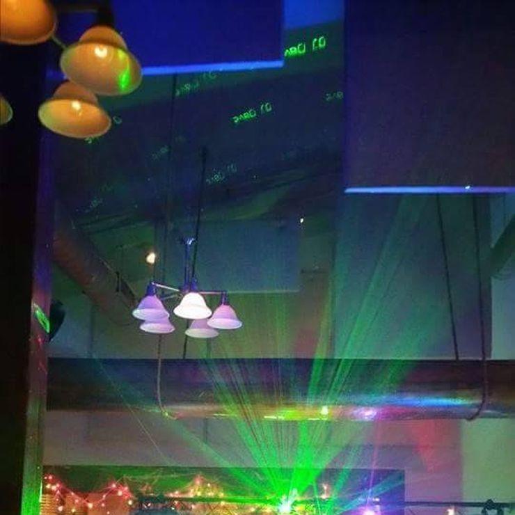 laser truss system