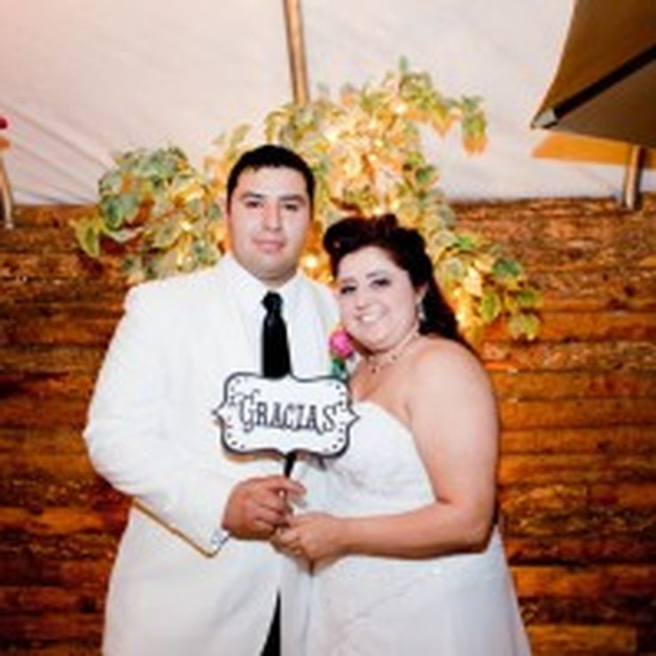 Jessica and Rey: Church Ranch