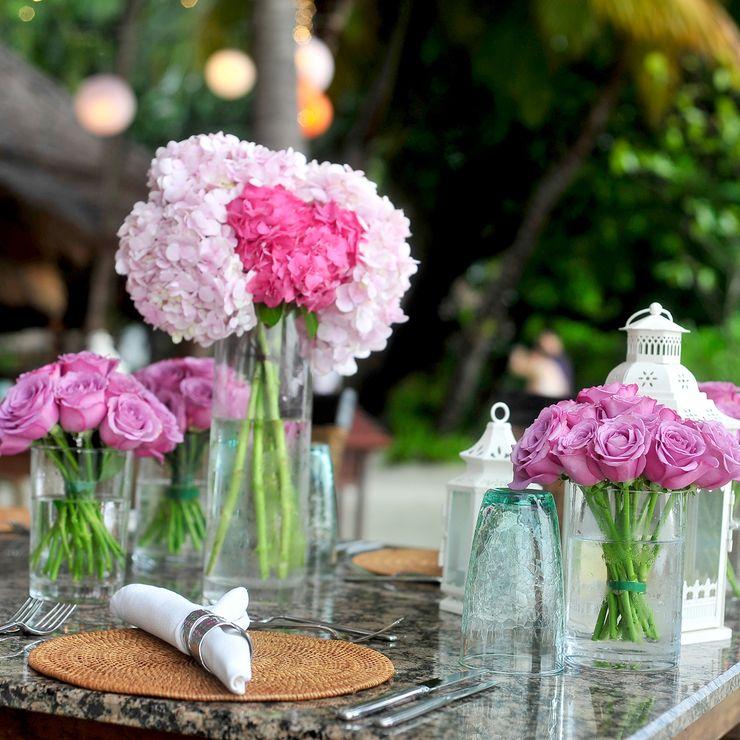 Amy & David Destination Wedding in Maldives