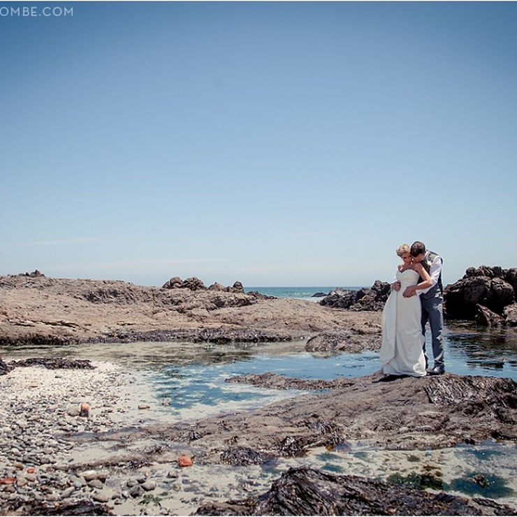 Liza & Scott's Wedding | On The Rocks | Blouberg | South Africa