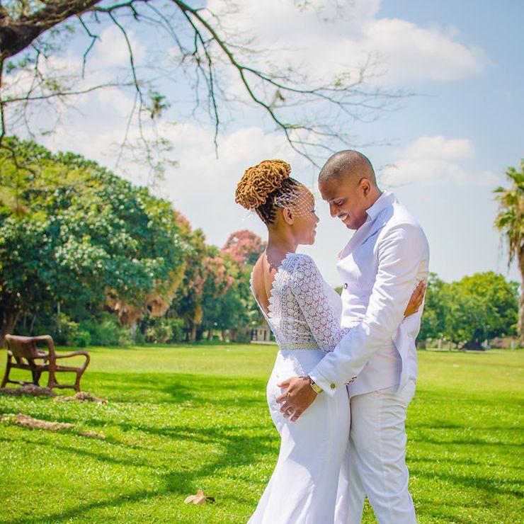 Toshiba and David's Wedding