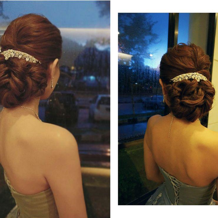 Bride, Denise Loo