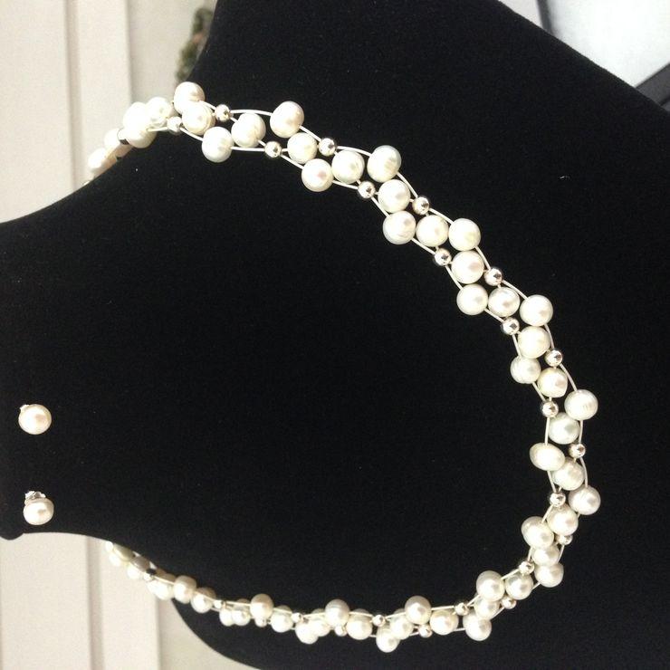 Bridal necklaces